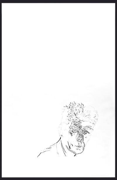 Robert Wilson, 'Samuel Beckett', 2019