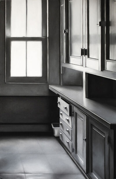Zaria Forman, 'Giselle's Kitchen', 2012