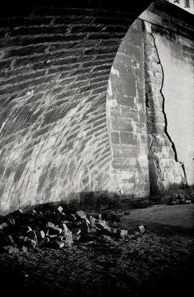 Tomio Seike, 'Quai des Orfèvres - 'tunnel', Paris, September 1991', 1991