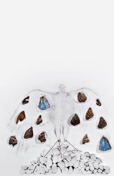 Joanne Grune-Yanoff, 'Gather', 2014