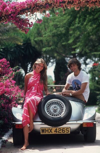 Slim Aarons, 'Beautiful People', 1982