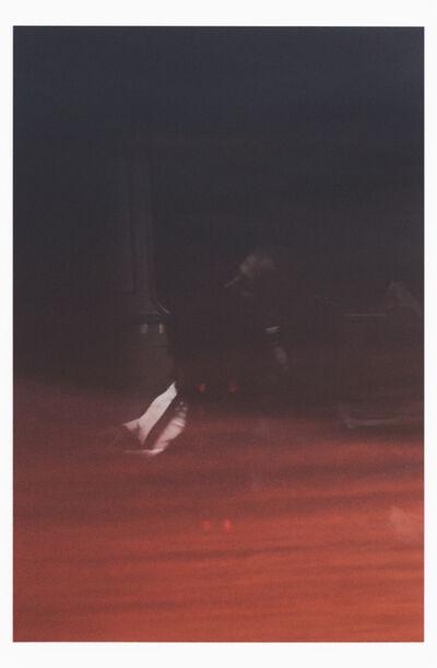 Sam Shmith, 'Untitled (figure, glass, sky)', 2019