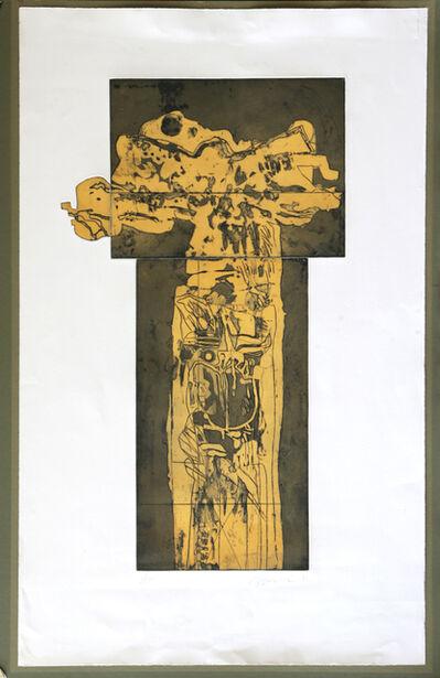 Dia Azzawi, 'Untitled', 1982