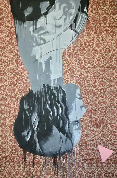 Hermes Berrio, 'Portrait of Giovanna Degli Albizzi', 2018