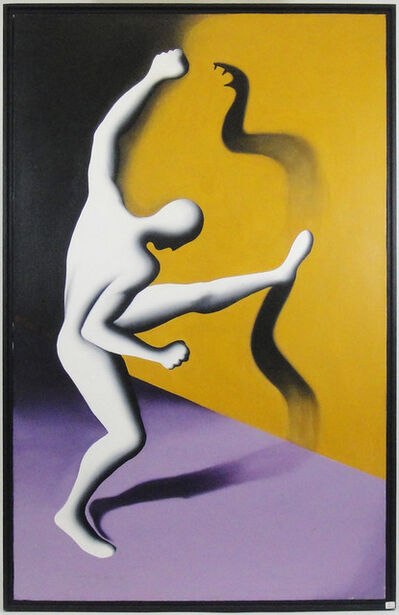 Mark Kostabi, 'Cobranetics', 1990