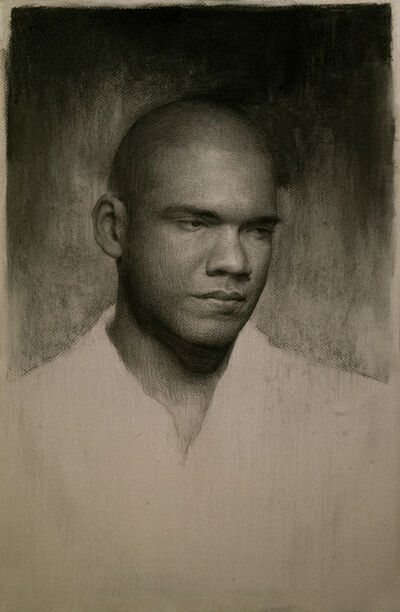 Irvin Rodriguez, 'Self Portrait At 28', 2017