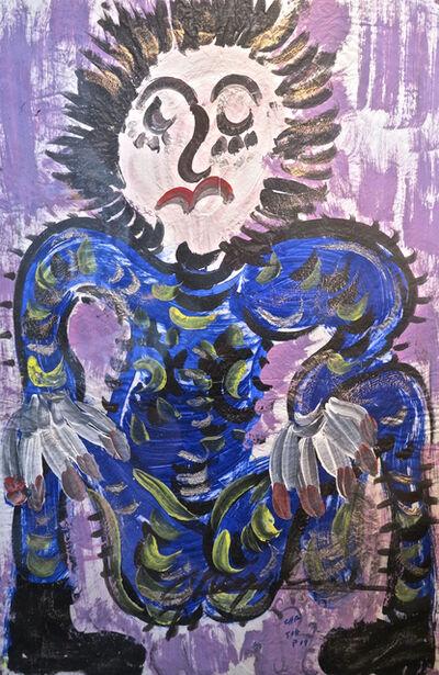 """Jesus """"Chucho"""" Reyes Ferreira, 'Blue Angel', 1950-1965"""
