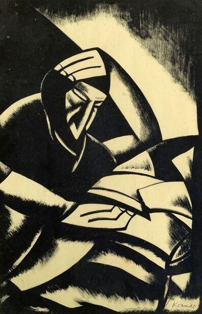 Jacob Kramer, 'The Philosopher', 1938