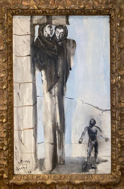 Christian Berard, 'Caryatides', 1938