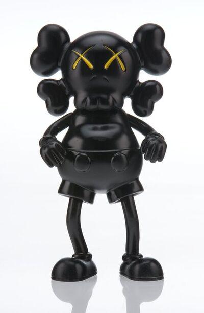 KAWS, 'Companion (Black)', 1999