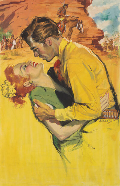 Ernest Chiriacka, 'Illustration', 1940-1948