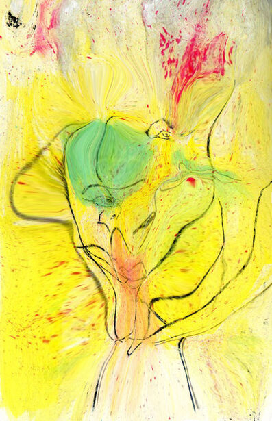 Francine Alves, 'Yellow Dreams Print', 2018