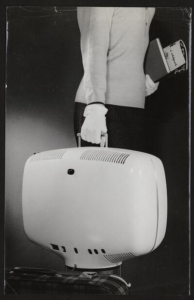 Roger Tallon, 'Portable television set P111, Téléavia', 1963