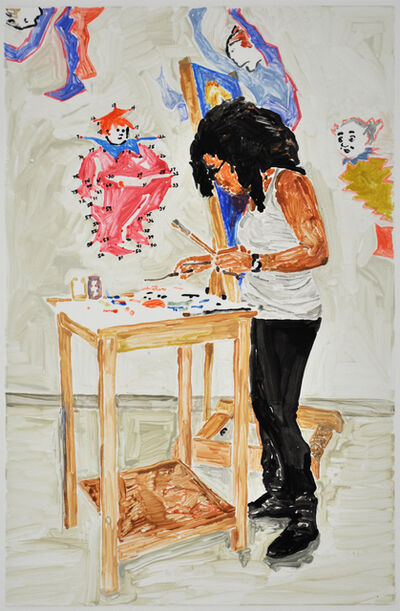 Gail Norfleet, 'The Painting Class', 2009