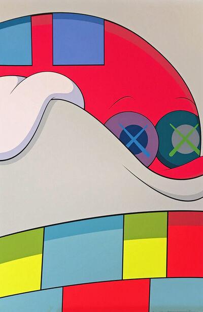 KAWS, 'Blame Game No. 2', 2014