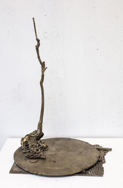 Martin Erik Andersen, 'Brachytion, the pestle grinds the mortar', 2019