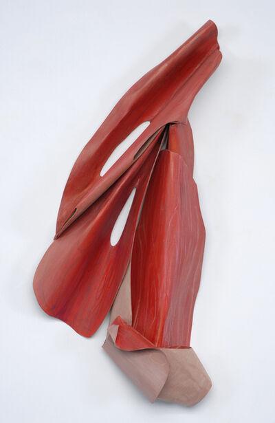 Susan Manspeizer, 'Expressive Red', 2011