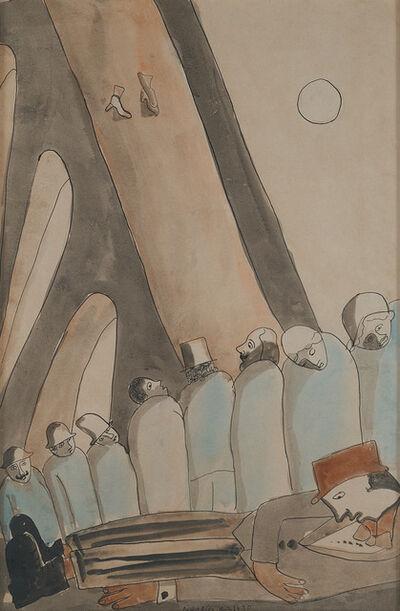 Cícero Dias, 'Lapa's Archs', déc. 1930