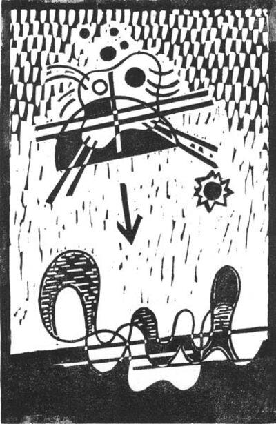 Werner Drewes, 'Hunting the Sea Monster (Jagd Auf Das Seeungeheuer)', 1938