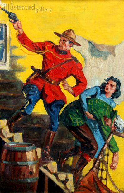 William Robinson Leigh, 'The Rescue', 1940
