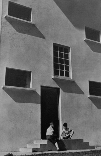 German Lorca, 'Apartaments, 1951', year print 1970s