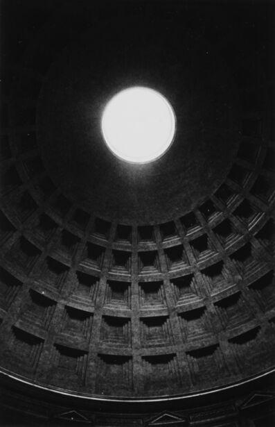 Ernesto Esquer, 'Pantheon Oculus, Rome, Italy', 2018