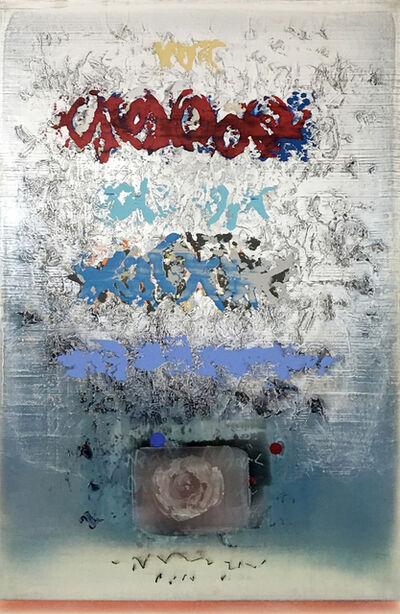 Alice Teichert, 'Silver Lining', 2018