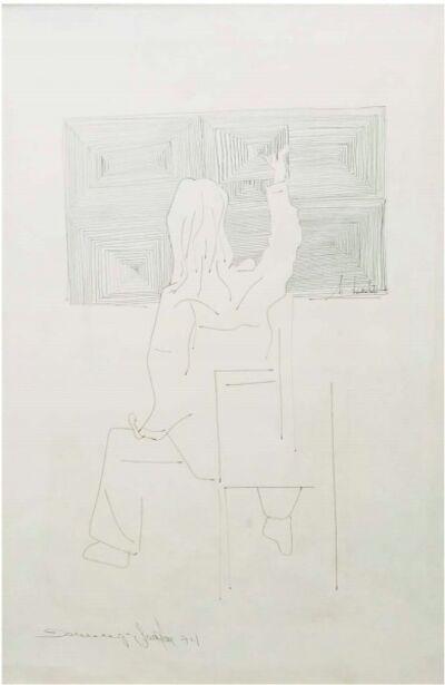 Myra Landau, 'D y M Landau', 1974