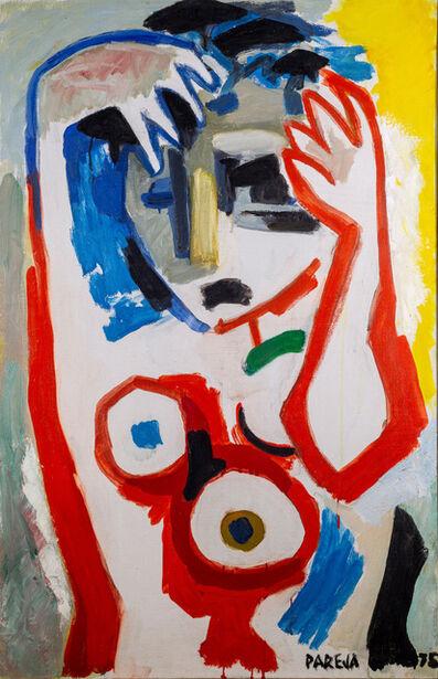 """Miguel Ángel Pareja, '""""Torso en rojo""""', 1975"""