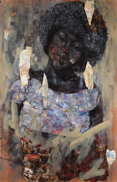Restone Maambo, 'Confidence II', 2020