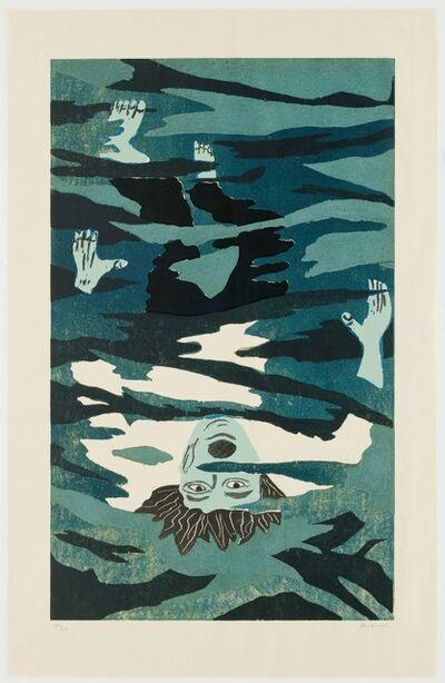 Richard Bosman, 'Drowning Man (State II)', 1981