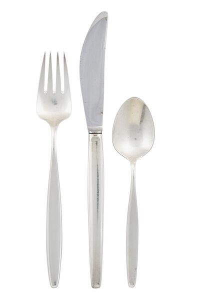 Georg Jensen, 'Georg Jensen Sterling Silver Flatware', 20th c.