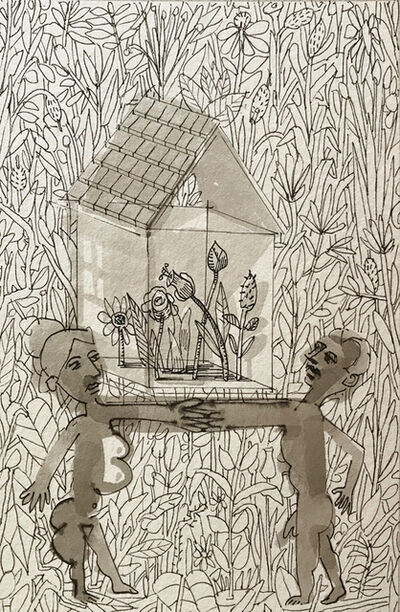 David deVillier, 'Our Honey House'