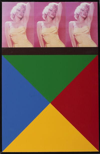 Peter Blake, 'M, M', 1997