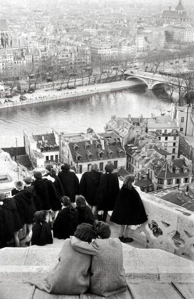 Henri Cartier-Bresson, 'View from Notre Dame, Paris, France', 1952