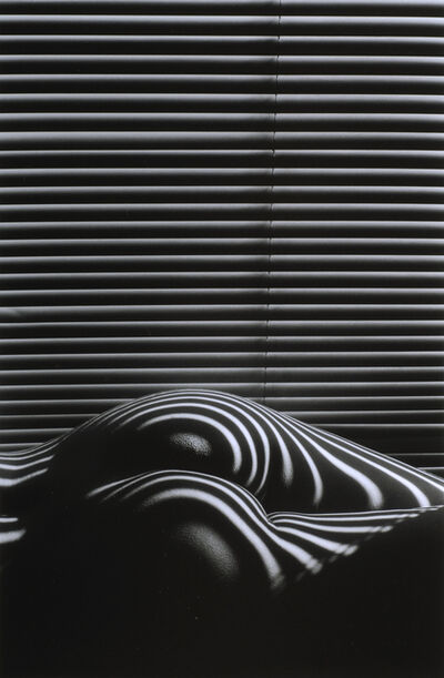 Lucien Clergue, 'Nu Zebre, New York 2007', 2012