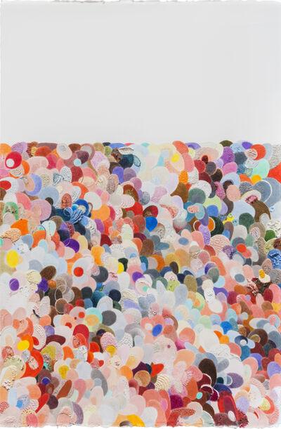 Eduardo Santiere, 'Multitudes 1', 2016