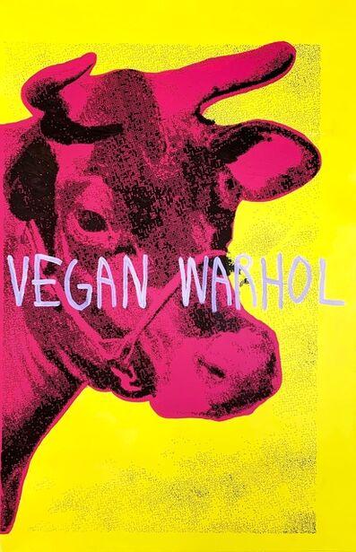 CB Hoyo, 'Vegan Warhol', 2019