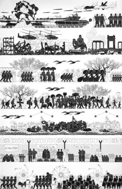 Ai Weiwei, 'Odyssey', 2017