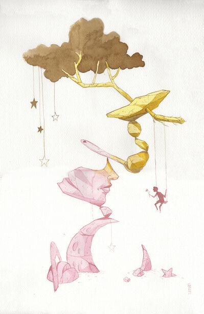 Malakkai, 'Balance is impossible XII, Night romance', 2019