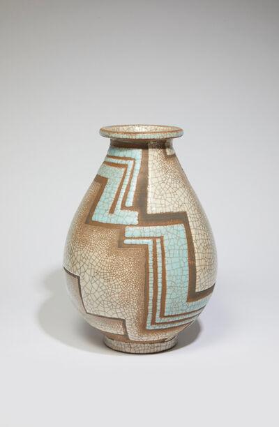 René Buthaud, 'Serpent Vase', ca. 1930