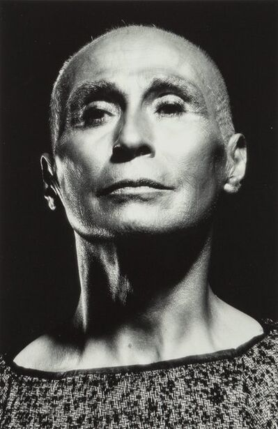 "Jack Mitchell, 'José Limón in ""Legend""', 1969"