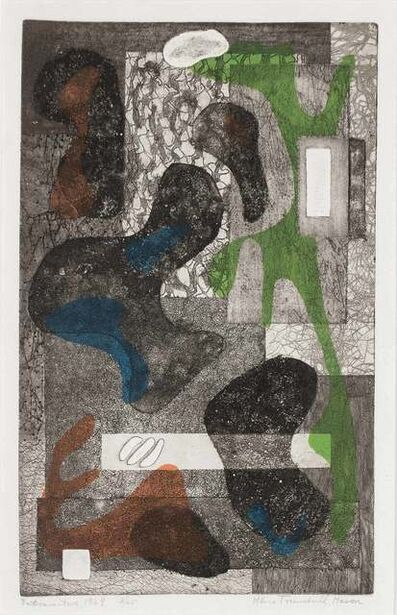 Alice Trumbull Mason, 'Intransitive', 1949