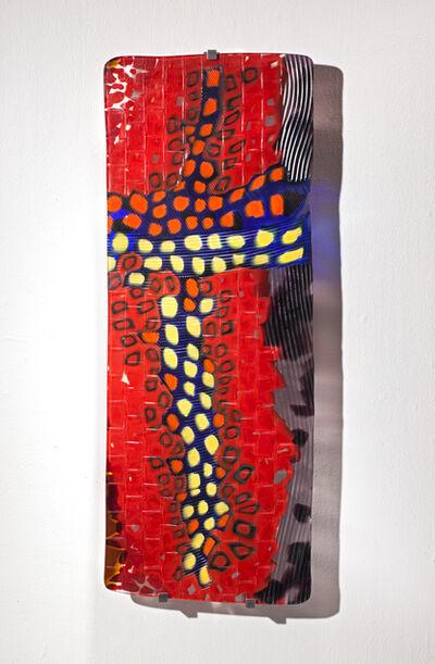 Lino Tagliapietra, 'VENICE PANEL ', 2012