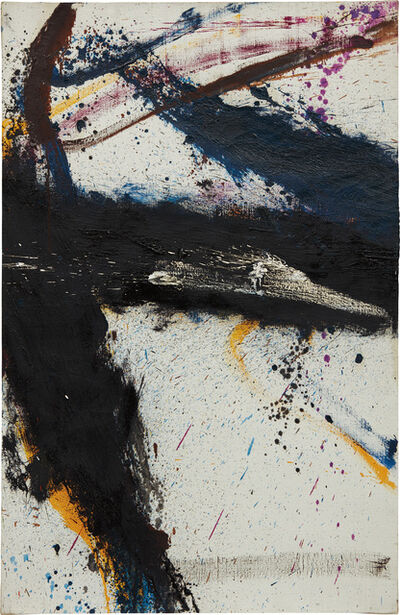 Norman Bluhm, 'Untitled (X)', 1964