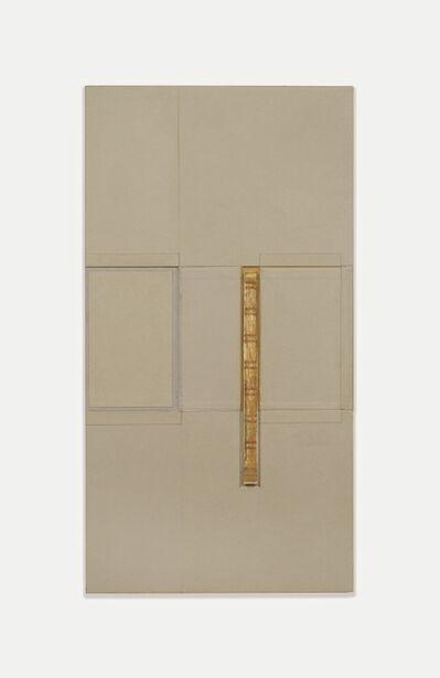John Fraser, 'Column in the Rain', 2018