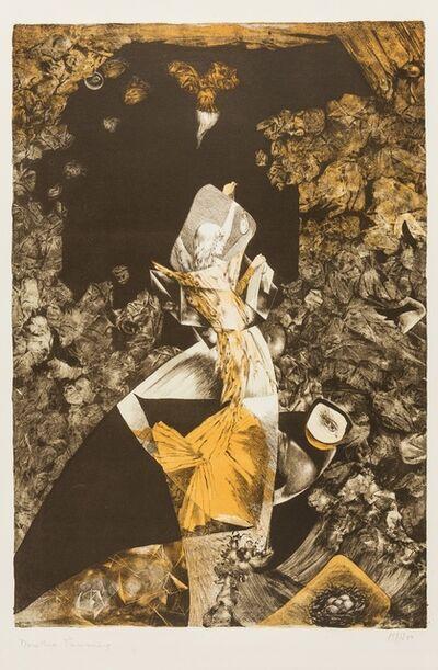 Dorothea Tanning, 'Bateau bleu (The Grotto)', 1950