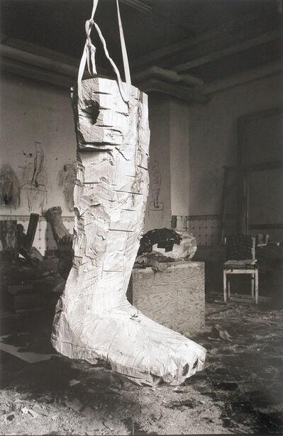 Benjamin Katz, 'Atelier Derneburg', 1994