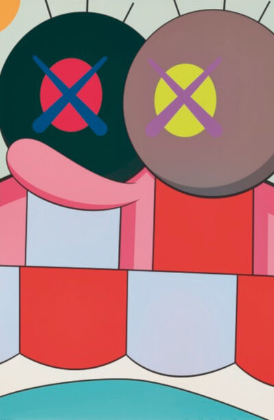 KAWS, 'Blame Game Print No. 4', 2014