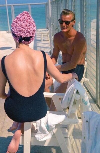Vivian Maier, 'Fontainebleau Hotel, Miami', 1960